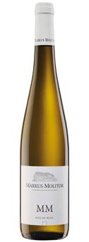 Köstlichalkoholisches - 2019 Markus Molitor MM Riesling Qualitätswein trocken, Mosel - Onlineshop Ludwig von Kapff