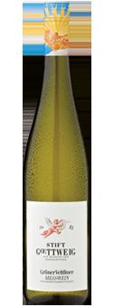 Köstlichalkoholisches - 2019 Stift Göttweig Messwein Grüner Veltliner Qualitätswein Niederösterreich - Onlineshop Ludwig von Kapff