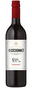 Le Cochonnet Merlot Vin de Pays d´Oc 2017