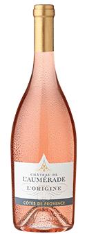 Château de l'Aumérade l'Origine Rosé Côtes de Provence AOP 2018