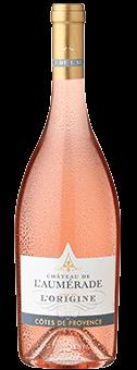 Köstlichalkoholisches - 2019 Château de l'Aumérade l'Origine Rosé Côtes de Provence AOP - Onlineshop Ludwig von Kapff
