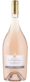 Château de l'Aumérade l'Origine Rosé in der Magnumflasche Côtes de Provence AOP 1,5 Literflasche 2018
