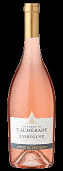Köstlichalkoholisches - 2019 Château de l'Aumérade l'Origine Rosé in der Magnumflasche Côtes de Provence AOP 1,5 Literflasche - Onlineshop Ludwig von Kapff