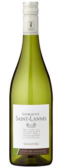 Domaine Saint Lannes ''Signature'' Côtes de Gascogne IGP 2017