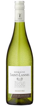 Domaine Saint Lannes »Signature« Côtes de Gascogne IGP 2017