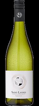 Köstlichalkoholisches - 2019 Domaine Saint Lannes »Signature« Côtes de Gascogne IGP - Onlineshop Ludwig von Kapff