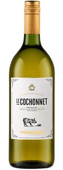 Köstlichalkoholisches - 2019 Le Cochonnet Chardonnay Vin de pays d'Oc - Onlineshop Ludwig von Kapff