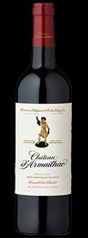 Köstlichalkoholisches - 2016 Château d'Armailhac 5. Grand Cru Classé Pauillac AOC - Onlineshop Ludwig von Kapff