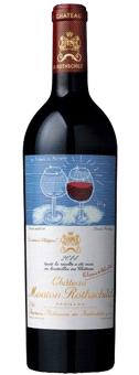Köstlichalkoholisches - 2014 Château Mouton Rothschild Premier Grand Cru Classé Pauillac A.C. - Onlineshop Ludwig von Kapff