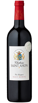 Köstlichalkoholisches - 2014 Château Saint Ahon Cru Bourgeois Haut Médoc AOC - Onlineshop Ludwig von Kapff