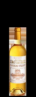 Château Filhot 2ème Cru Classé, halbe Flasche - Sauternes AOC 2011
