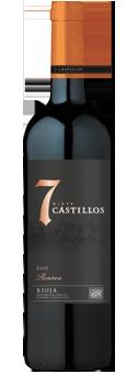 ´´7 Castillos´´ Reserva Rioja D.O.C.a 2012