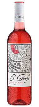 La Granja 360° Garnacha Rosé Cariñena DO 2017