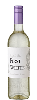 Ruyter´s Bin First White W.O.Western Cape 2017