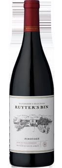 Köstlichalkoholisches - 2018 Ruyter's Bin Pinotage Stellenbosch - Onlineshop Ludwig von Kapff