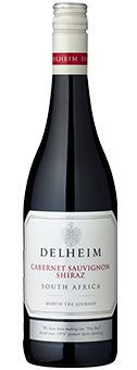 Delheim Cabernet Sauvignon Shiraz Coastel Regio...
