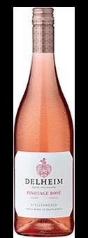 Delheim Pinotage Rose Coastel Region 2018