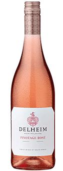 Köstlichalkoholisches - 2020 Delheim Pinotage Rosé Stellenbosch - Onlineshop Ludwig von Kapff