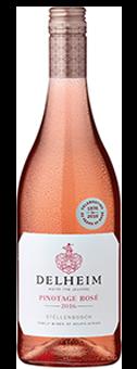 Köstlichalkoholisches - 2020 Delheim Pinotage Rosé in der Magnumflasche Stellenbosch 1,5 Literflasche - Onlineshop Ludwig von Kapff