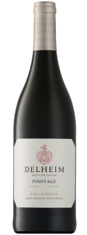 Köstlichalkoholisches - 2017 Delheim Pinotage Stellenbosch - Onlineshop Ludwig von Kapff