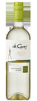 Köstlichalkoholisches - 2019 de Gras Sauvignon Blanc Central Valley - Onlineshop Ludwig von Kapff