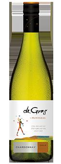 de Gras Chardonnay Central Valley 2016