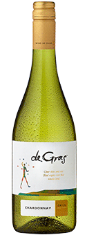 de Gras Chardonnay Central Valley 2017