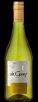 Köstlichalkoholisches - 2019 de Gras Chardonnay Central Valley - Onlineshop Ludwig von Kapff