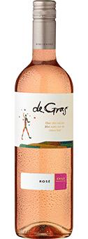 Köstlichalkoholisches - 2019 de Gras Rosé Chile Colchagua - Onlineshop Ludwig von Kapff