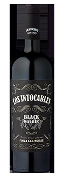 Köstlichalkoholisches - 2019 Finca Las Moras Los Intocables Black Malbec San Juan - Onlineshop Ludwig von Kapff
