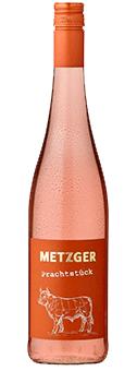 Köstlichalkoholisches - 2019 Metzger »Prachtstück« Rosé trocken, Pfalz - Onlineshop Ludwig von Kapff