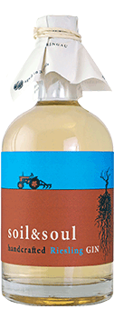 Köstlichalkoholisches - Trenz Soil Soul Gin Handcrafted Riesling Gin 44 vol 0,5 L - Onlineshop Ludwig von Kapff