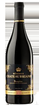 Réserve Chateaubriand Beaujolais AOC 2018