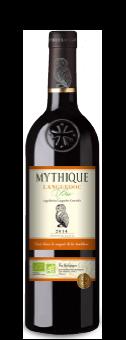 Mythique Rouge Bio Languedoc AOP 2014