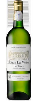 Château Les Vergnes Blanc Bordeaux AOC 2016