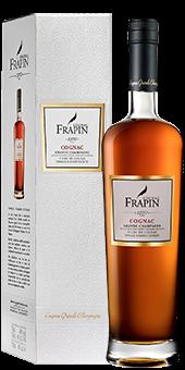 Köstlichalkoholisches - Cognac Frapin 1270 Premier Cru Cognac Grande Champagne AOC 40 vol in Geschenkverpackung - Onlineshop Ludwig von Kapff