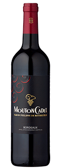 Köstlichalkoholisches - 2018 Rothschild Mouton Cadet Rouge Bordeaux AOC - Onlineshop Ludwig von Kapff