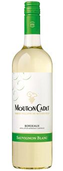Rothschild Mouton Cadet Sauvignon Blanc Bordeaux AOC - Baron Philippe de Rothschild 2017