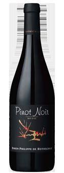 Baron Philippe de Rothschild Les Cépages Pinot Noir Vin de Pays d´Oc 2016