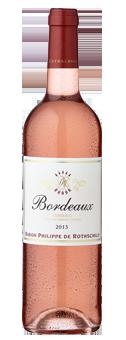 Baron Philippe de Rothschild Bordeaux Rosé Bordeaux AOC 2016