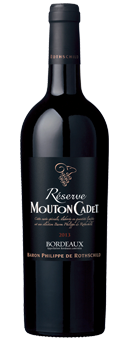 Reserve Mouton Cadet Bordeaux Rouge Bordeaux AO...