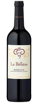 Rothschild La Bélière Bordeaux Rouge Bordeaux AOC 2016