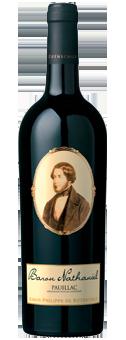 Köstlichalkoholisches - Rothschild Baron Nathaniel Pauillac Pauillac AOC 2016 - Onlineshop Ludwig von Kapff
