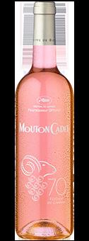 Le Rosé de Mouton Cadet - Cannes Edition Baron Philippe de Rothschild, Bordeaux AOC 2016