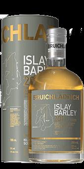 Köstlichalkoholisches - 2011 Bruichladdich Islay Barley Single Malt Scotch Whisky 50 vol. - Onlineshop Ludwig von Kapff