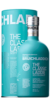 Köstlichalkoholisches - Bruichladdich »The Classic Laddie« Islay Single Malt Scotch Whisky - Onlineshop Ludwig von Kapff