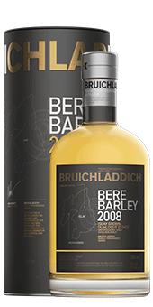 Köstlichalkoholisches - 2008 Bruichladdich Bere Barley Single Malt Scotch Whisky 50 vol. - Onlineshop Ludwig von Kapff