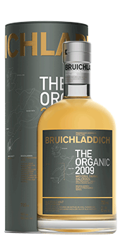 Köstlichalkoholisches - 2009 Bruichladdich The Organic Single Malt Scotch Whisky 50 vol. - Onlineshop Ludwig von Kapff