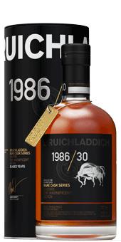 Köstlichalkoholisches - 1986 Bruichladdich Old Rare 30 years Single Malt Scotch Whisky 44,6 - Onlineshop Ludwig von Kapff