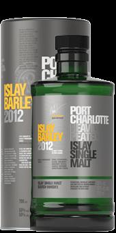 Köstlichalkoholisches - 2012 Port Charlotte Islay Barley 2012 Single Malt Whisky - Onlineshop Ludwig von Kapff